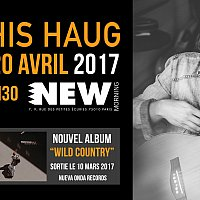 Mathis Haug au New Morning